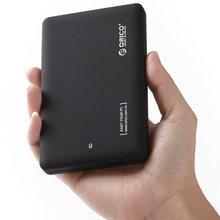 Orico 2.5 дюймов USB 3.0 SATA внешний дисковый массив Box микро USB жесткий диск HDD чехол HDD Box для ноутбук настольный пк