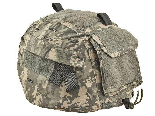 Paintball Military Tactical MICH 2000 Airsoft Helmet Cover Digital ACU(Hong Kong)