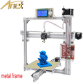 Auto leveling Optional Full Metal Frame Anet A2 3D Printer Kit DIY Easy Assemble With Free