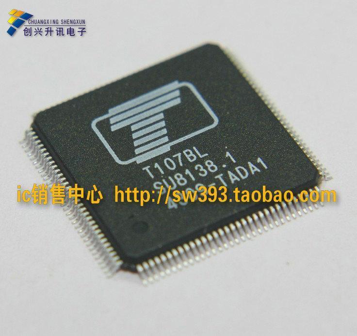 Интегральная микросхема Original brand T107BL LCD ic/xszx интегральная микросхема ic t107bl qfp