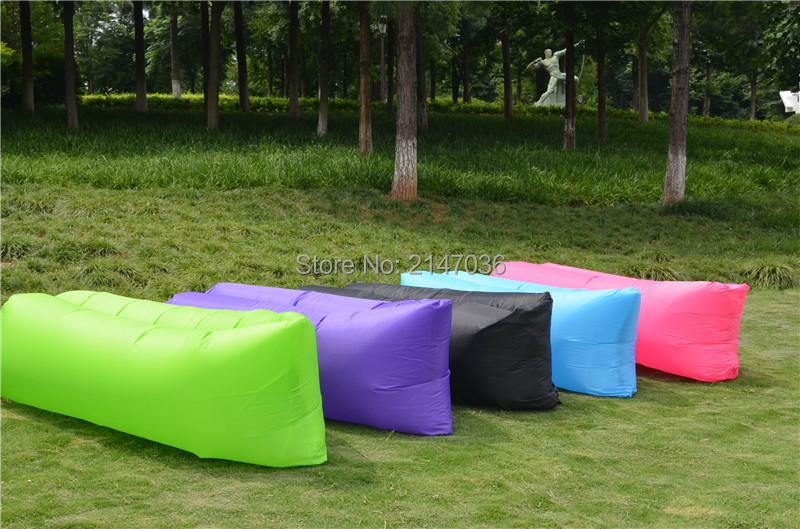 Bean Bag Style and Living Room Chair Specific Use indoor beanbag sofa , inflatable Air bean bag outdoor sofa recliner