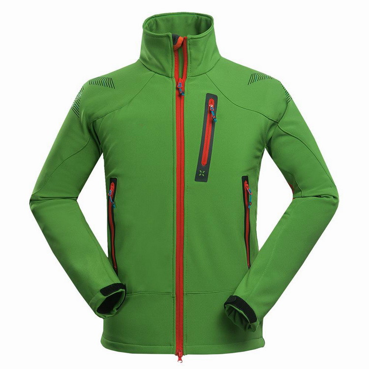New softshell jacket men outdoor sport men's jackets Windproof,Waterproof clothes for camping ski hunting OT013