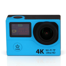 Action Camera Ultra HD 4K WiFi 170 Lens 2 inch 1080P H3R Cameras with Remote Control Waterproof HD DV DVR Mini Camcorder