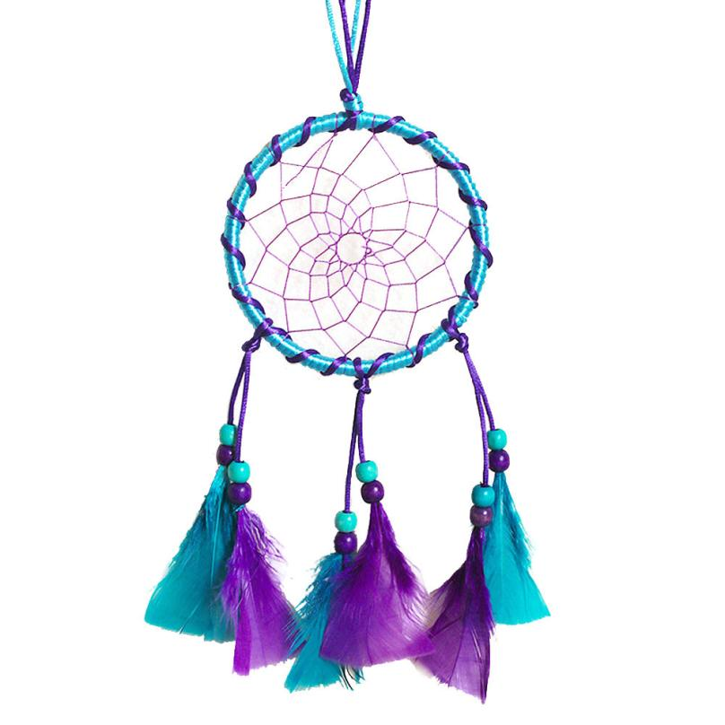 High Quality New Design Dream Catcher Charm Wind Chimes Indian Pendant Home Decor freeshipping 1.25