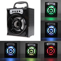 Newest Design Outdoor Bluetooth Portable Speaker 8W Super Bass Haut Parleurs with USB TF AUX FM