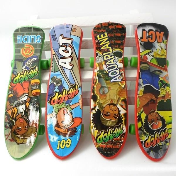 1 x tech deck mini plastic finger skateboard fingerboard skate board kids toy uk ebay - Tech deck finger skateboards ...