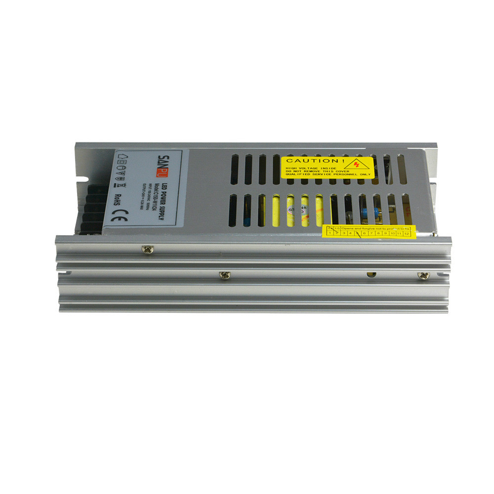 Led Driver 100w 8.33A 220V AC to DC 12V Ultrathin Shape Switching Power Supply Power Source Shenzhen Manufacturers Hot Selling(China (Mainland))