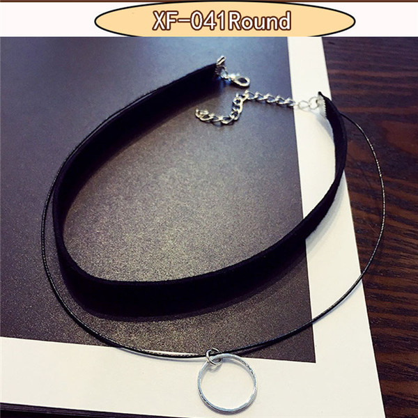 Vintage royal lace the bride necklaces & pendants women accessory choker necklace Gothic jewelry statement multilayer bead chain(China (Mainland))