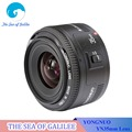 Many in Stock YONGNUO Lens YN35mm F 2 Large Aperture Fixed Auto Focus Lens For Canon