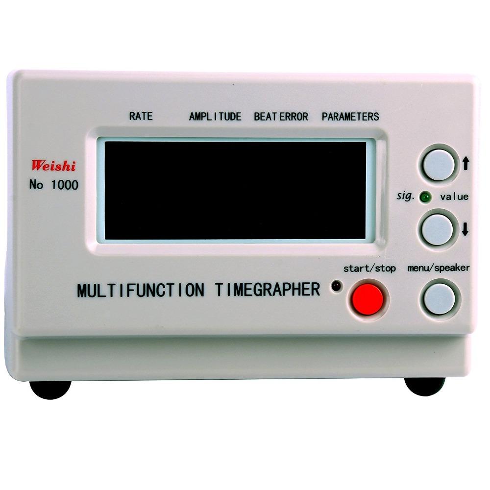 Free Shipping Timegrapher Multifunction Watch Timing Machine Beat Error Amplitude Rate CE Stock(China (Mainland))