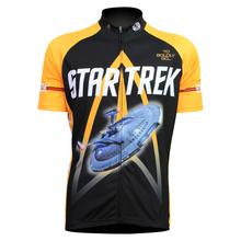 Sportswear Cycling jerseys Mens Yellow Starship Cycling Jersey Cycling Clothing Bike Shirt Size 2XS TO 5XL soccer jerseys(China (Mainland))