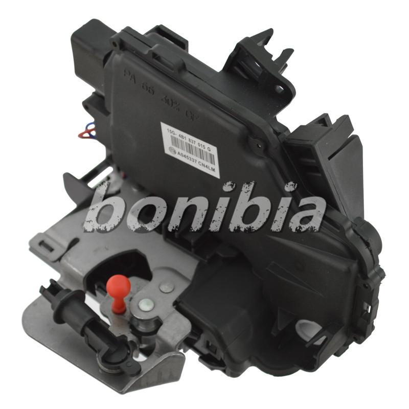 Driver Door Front Left Door Lock Latch Actuator For Audi A4 A6 8E 4B C5 Black 4B1 837 015G A0103(China (Mainland))