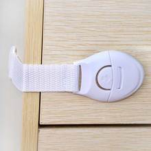 Child Kids Baby Care Safety Security Cabinet Locks & Straps Products For Cabinet Drawer Wardrobe Doors Fridge Toilet Drawers F03