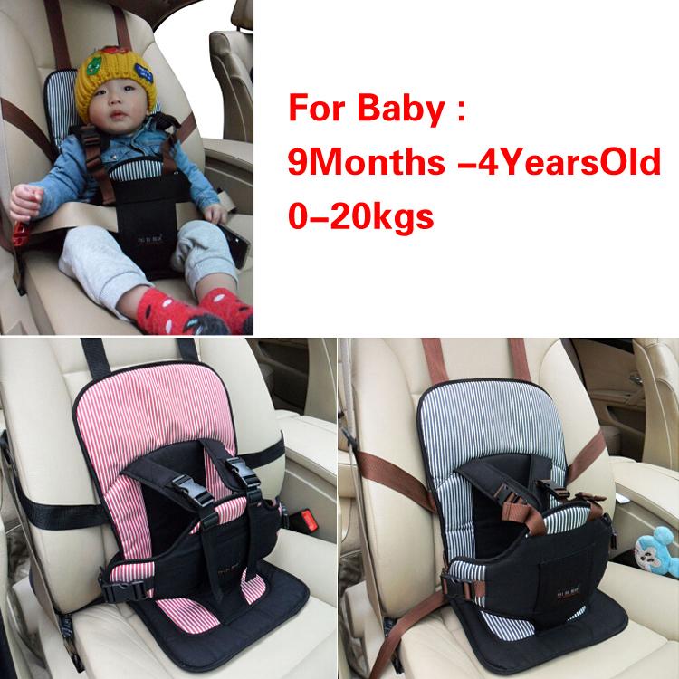 Горячая распродажа, за любимую 0-4years старый портативные дети защиты автомобиля, безопасность автокресло ребенка подушкой