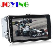 Quad Core 1024*600 2 din Android 4.4 car radio dvd gps navigation for vw Skoda Polo Jetta Tiguan Golf Bora Touran Passat B5 B6(China (Mainland))