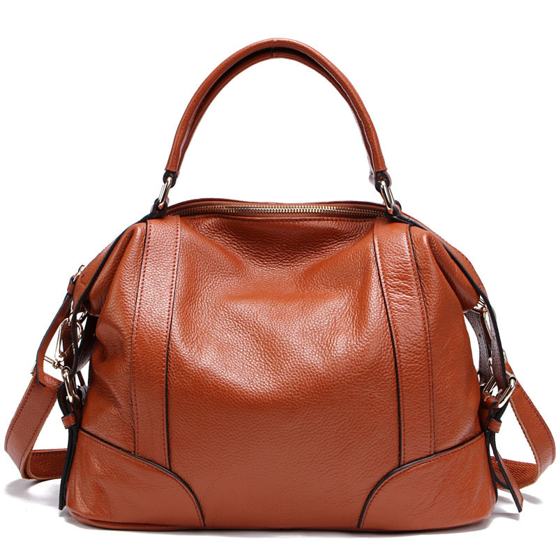 Здесь можно купить  100% Guarantee genuine leather women handbags for business fashion crossbody messenger bags casual shopping shoulder bags 2016 100% Guarantee genuine leather women handbags for business fashion crossbody messenger bags casual shopping shoulder bags 2016 Камера и Сумки