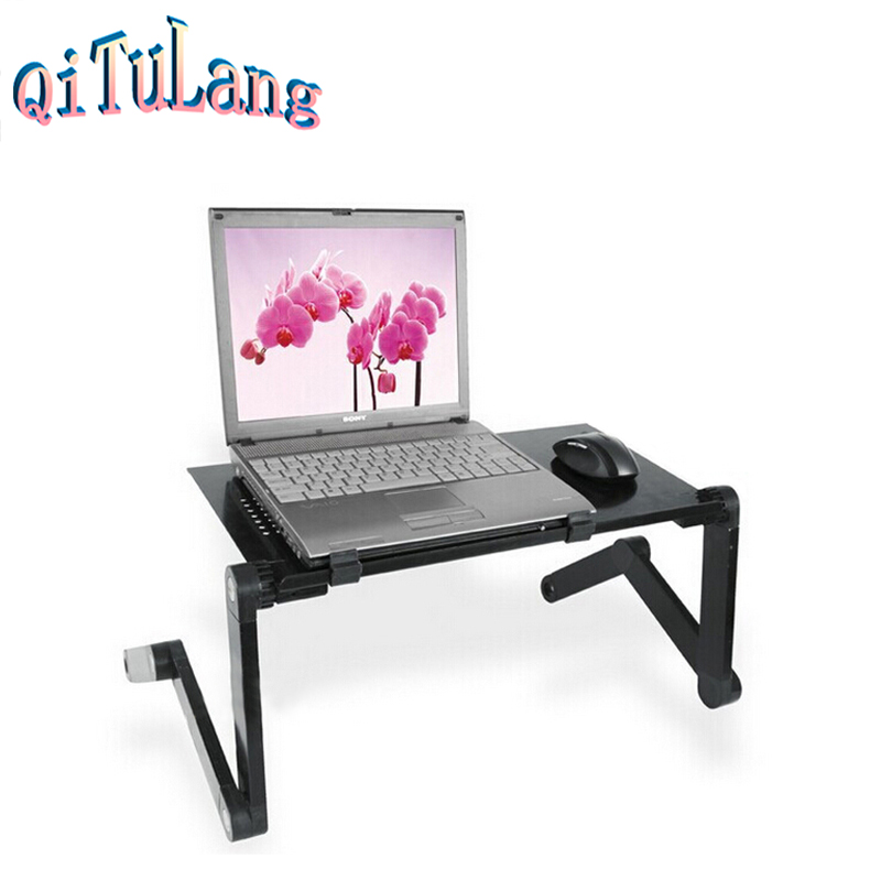 Table for Notebook Folding Notebook PC Laptop Desk Table Vented Stand for Bed Sofa Tray Laptop Stand Table Notebook(China (Mainland))