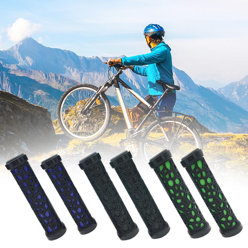 1 пара Push On Мягкий Гладкий фиксированный эргономичный Mountain Велосипедный спорт aeProduct.getSubject()
