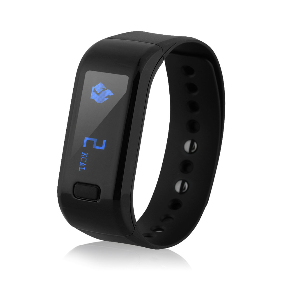 Excelvan Moving Up Waterproof Bluetooth Bracelet Smart Band Fitness Tracker Wristband Outdoor Sports Band PK Wrist Band TW64 W2(China (Mainland))