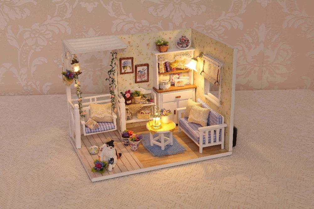 Идеи для кукольного домика мебель своими руками7