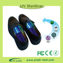 ultraviolet tube lights deodorizer for shoes(China (Mainland))
