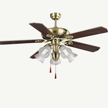 Современный стиль главная decaration античная потолочный вентилятор классический стиль dinding номер света кофейня вентилятор свет бесплатная доставка