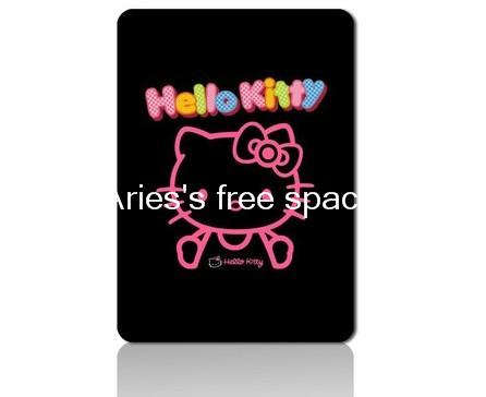 HELLO KITTY padmouse cute cartoon mousepad rainbow gaming mouse pad gamer large notbook computer mouse mat 8size gear mouse pad(China (Mainland))