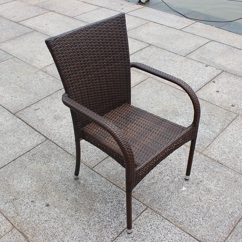 Exterior sillas muebles de madera del patio balc n de - Sillas de patio ...