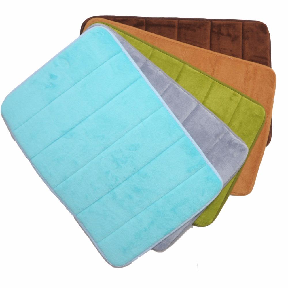 hot selling microfiber bathroom mats non slip bath mats