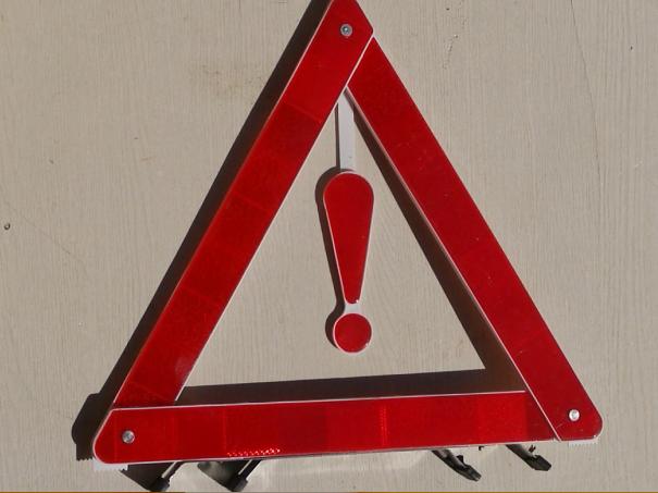 Установленных на транспортных средствах высокое отражение предупреждение рамка большой парковка