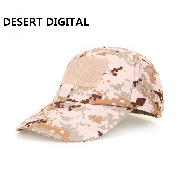2014 Free shipping Hiking male hat Summer camping man s Camouflage Tactical hat army Fishing bionic
