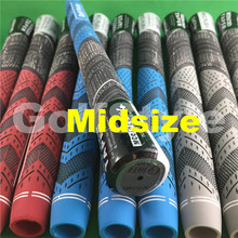 10 pcs lot #1 Hybrid MCC Plus4 grip on tour Mid Size grey MCC Plus 4  golf grips(China (Mainland))
