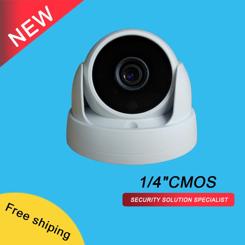 Infrared Security Indoor Dome Camera H.264 High profile standards 1.0Mega Pixel IP Camera IR Cut HD IP Camera(China (Mainland))