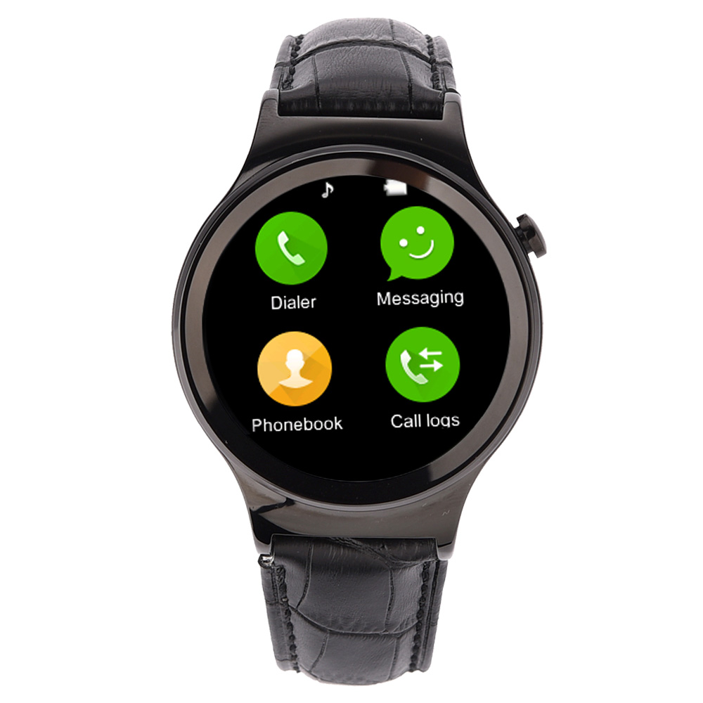 """NO.1 S3 Smart watch phone 1.22"""" Touchscreen MT2502 128MB ROM 64MB RAM GSM Bluetooth Support with Android system and IOS system(China (Mainland))"""