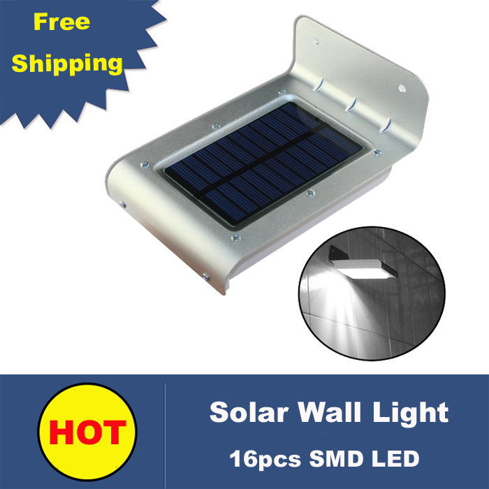 solar led outdoor wall light with body sensor solar switch. Black Bedroom Furniture Sets. Home Design Ideas