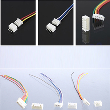 Buy 10 Pairs/lot 150mm RC lipo battery balance charger plug 2S1P 3S1P 4S1P Wire Line Cable male female plug Dropshipping for $1.33 in AliExpress store