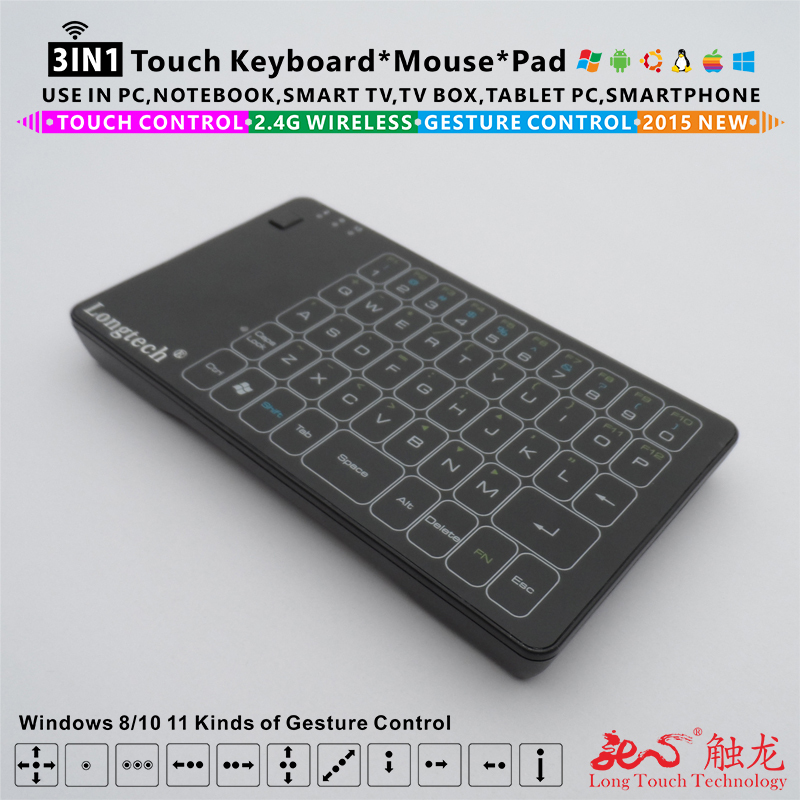 Free Shipping Longtech Logitech K480 2015 Newest PC or Phone 2.4GHz Multi Device Keyboard For Computers Tablets Smartphones TV(China (Mainland))