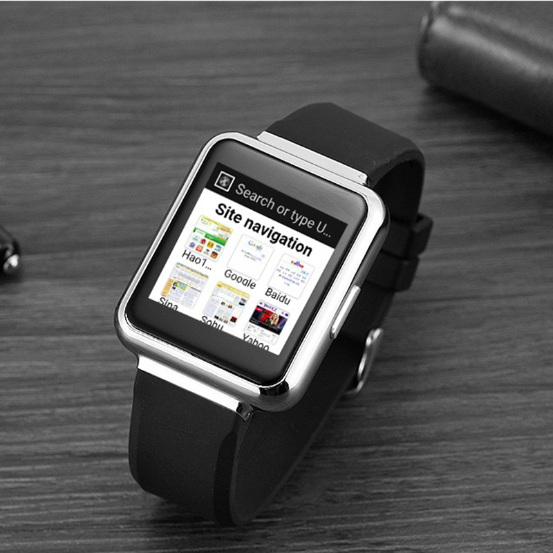 2016 New Q1 Android 5.1 MTK6580 quad core Smart Watch Support Bluetooth Wifi Google app download Voice search Smartwatch Phone(China (Mainland))