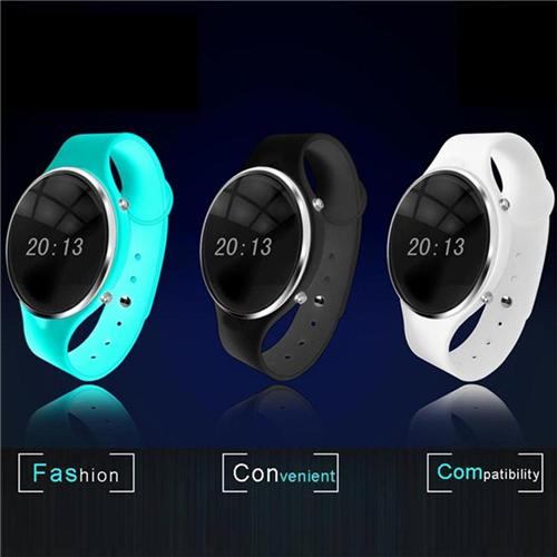 Cheap Bluetooth Watch For Android 4.3 Smartphone Watch Intelligent Security Function Best Cell Phone Watches HYH-WMI-WO(China (Mainland))