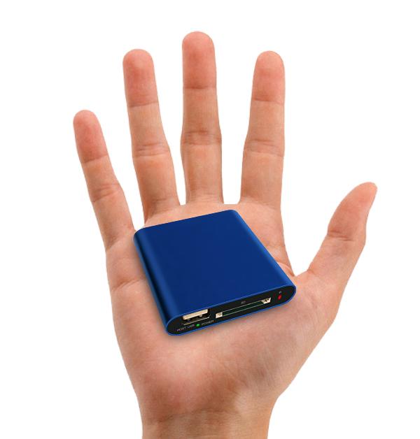 Gift&free Shipping! Mini Multi TV Media Player HDMI 1080P USB SD MMC RMVB MP3 AVI MPEG Divx MKV 16GB U disk+Car adapter included(Hong Kong)