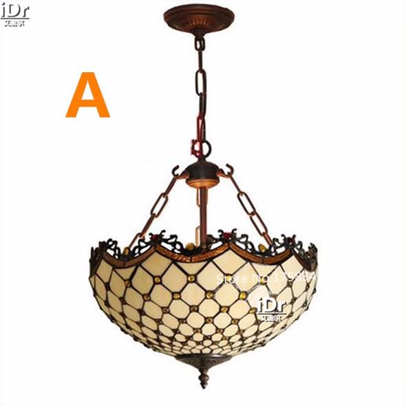 Купить Современная высокого класса офиса лампа Тиффани лампы квартира Обнаружение высокого класса свет Подвесные Светильники Rmy-0636