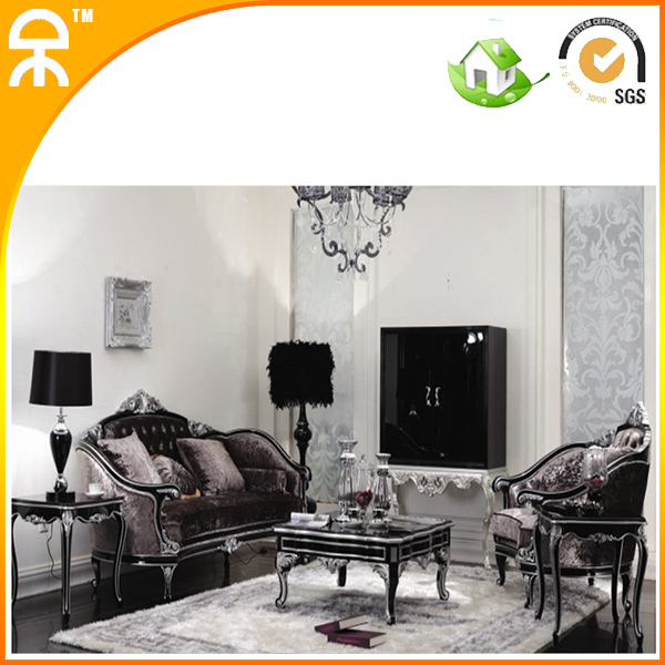 (1+2+3 seat)luxury sofa couch set for shop factory directly #CES012(China (Mainland))