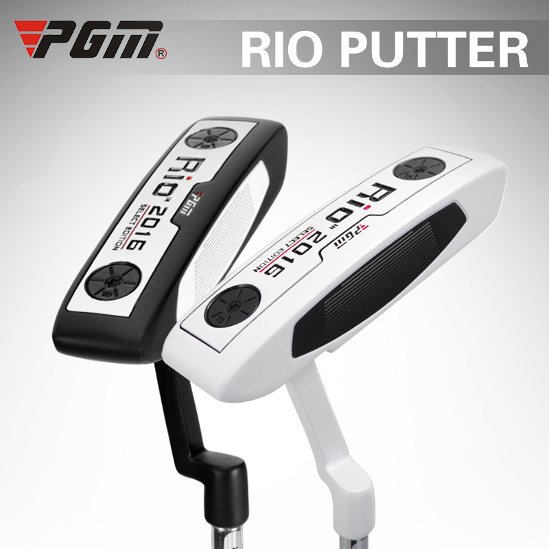 PGM brand Top Quality Golf putter clubs for men and women Stainless steel Zinc Alloy Beginnerdriver club Exercise 35''/34''(China (Mainland))