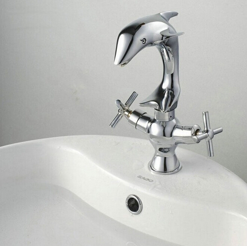 Dolphin bathroom sink promotion shop for promotional dolphin bathroom sink on - Dolphin sink faucet ...
