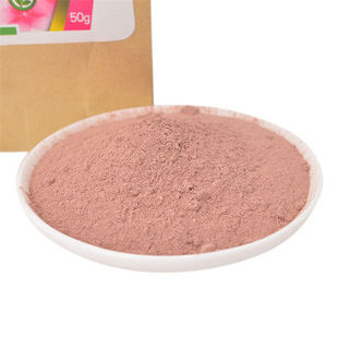 Pure Natural Rose Powder Used as a food and mask Lipid lowering diet skin colour