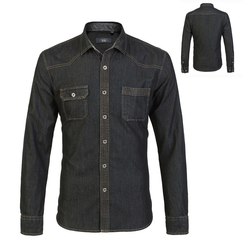 Find great deals on eBay for long sleeve denim shirt. Shop with confidence. Skip to main content. eBay: Buy It Now. Free Shipping. NEW Men's Denim Shirt Long Sleeve Slim Fit Cotton Casual Mens Jeans Tops Shirts. New (Other) $ to $ Buy It Now. Free Shipping. Free Returns. 35+ Sold.