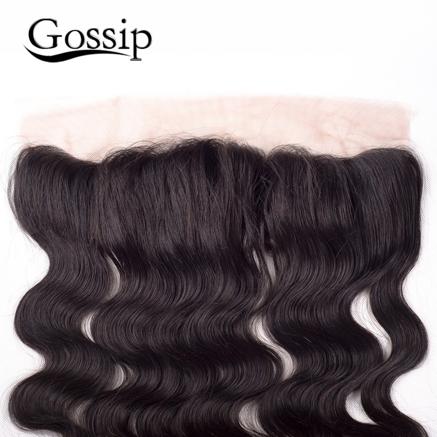 Lace Frontal Body Wave Ear To Ear Lace Frontal With Baby Hair Brazilian Body Wave Lace Frontal Closure 100 Human Hair Extensions