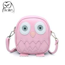 Buy UKQLING Cute Purse Handbag Owl Women Messenger Bags Summer Crossbody Shoulder Bag Belt Strap Lady Clutch Purses Phone for $9.26 in AliExpress store