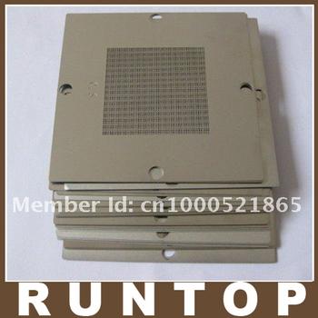 Freeshipping 90 x 90 mm Bga Stencil Kit for  Laptop Universal Reballing 10 pcs/set