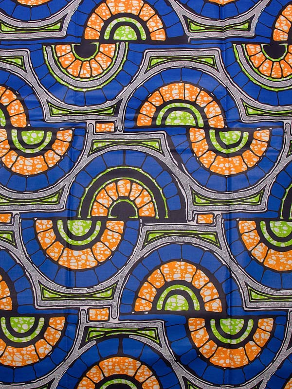 Nigerian Fabric For Buying Super Deluxe Wax 6 Yards 100% Cotton Church sw511207(China (Mainland))